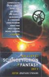 Nejlepší science fiction a fantasy 2011 - Antologie - sbírka povídek (The Best Science Fiction and Fantasy of the Year: Volume Six )