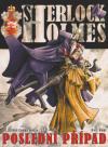 Sherlock Holmes - Poslední případ komiks /Kopl/