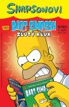 Simpsonovi: Bart Simpson 14 /2014 č. 10/ - Žlutý kluk - Groening Matt (Bart Simpsons The Yellow Kid)