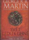 Svět ledu a ohně - Oficiální dějiny Západozemí a Hry o trůny - Martin R. R. George