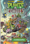 Plants vs, Zombies 2 - Časokalypsa - komiks - Tobin/Chan Paul/Ron (Plants vs, Zombies : Timapocalypse)