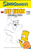 Simpsonovi: Bart Simpson 38/2016 č. 10/ - Numero uno - Groening Matt