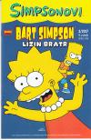 Simpsonovi: Bart Simpson 43/2017 č. 03/ - Lízin bratr - Groening Matt (Bart Simpson 43 - Lisa's Brother)