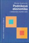 Podniková ekonomika ant. - Synek Miloslav
