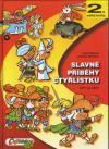 Čtyřlístek: 02 Slavné příběhy Čtyřlístku - Štíplová/Němeček Ljuba/Jaroslav