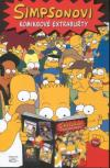 Simpsonovi 01 - Komiksové extrabuřty - Vance Steve (Simpsons: Comics Extravaganza)