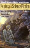 Fantasy & ScienceFiction 2010/1 Jaro/Léto Czech edition (The Magazine of Fantasy & Science Fiction)